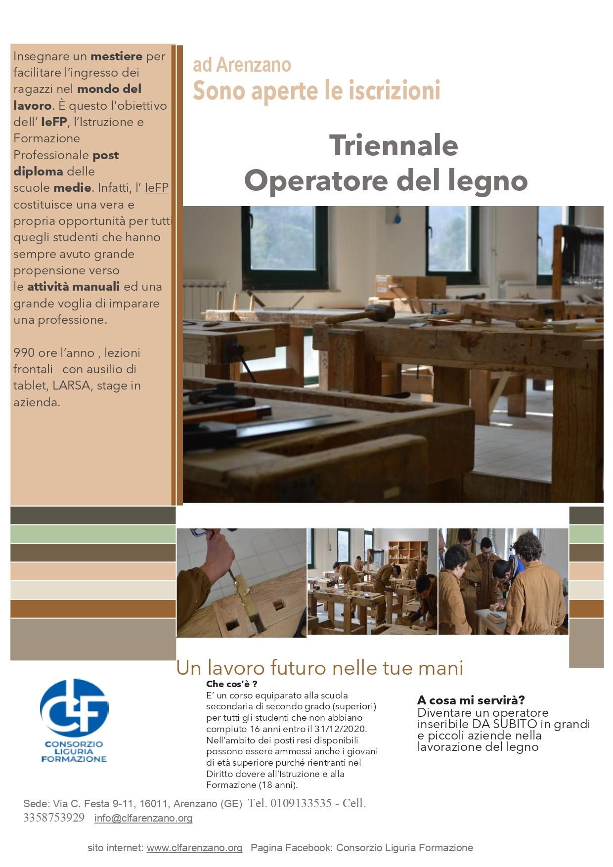 Che Cos È Il Legno operatore del legno | consorzio liguria formazione